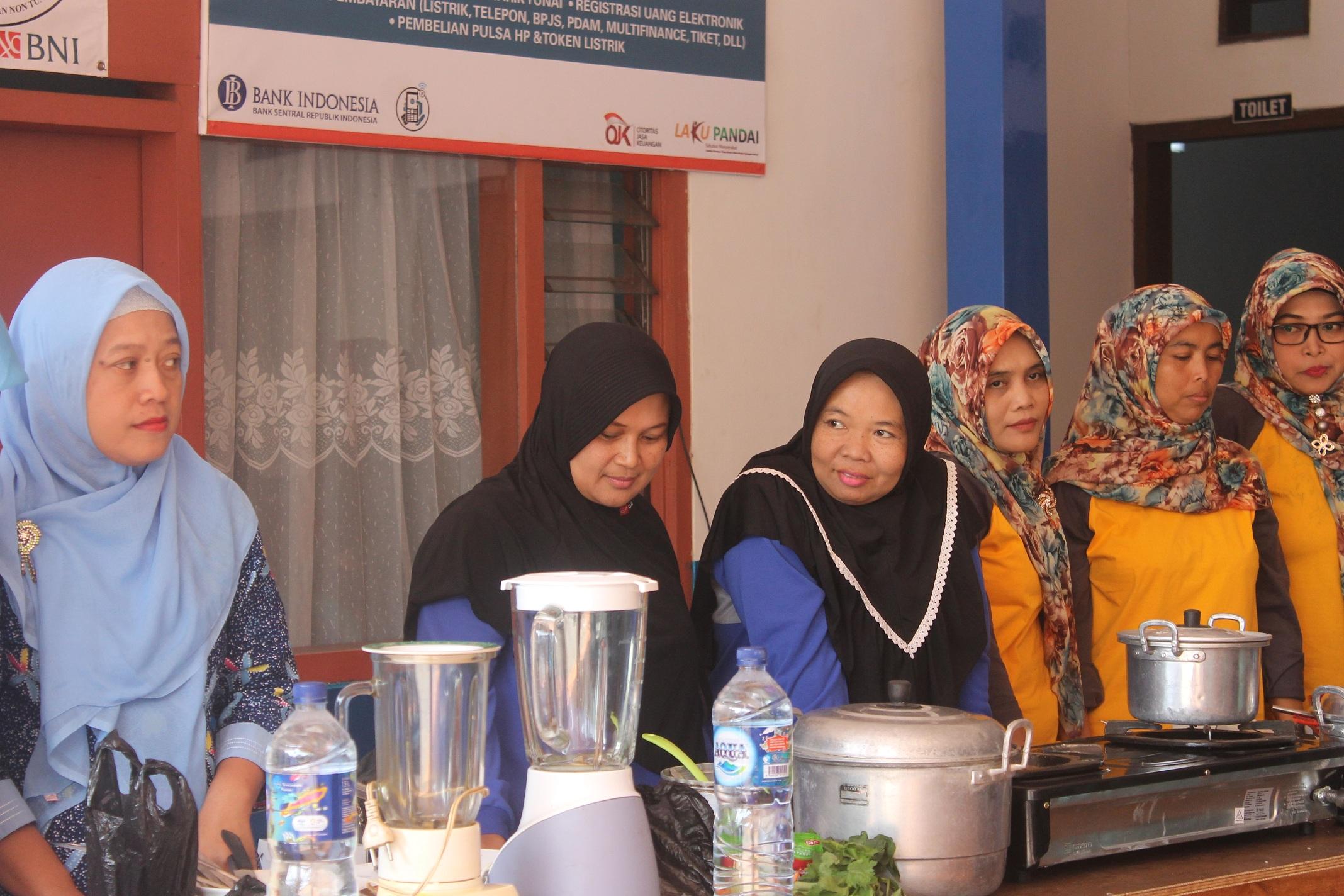 Komunikasi Informasi Edukasi Pemberian Makanan Pendamping ASI